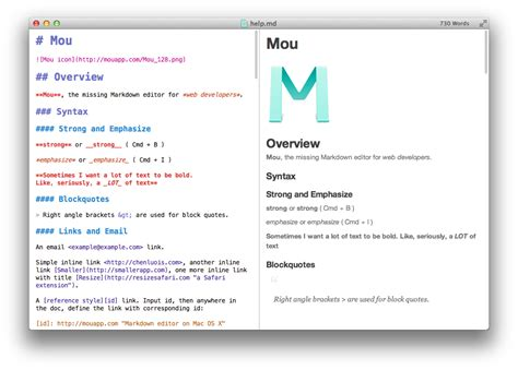 Handcrafted Css Pdf - 25 io mou markdown editor for developers on mac os x