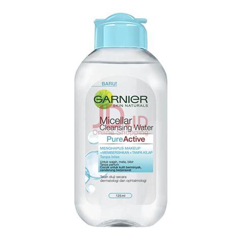 Paket Shinzui Cleanser Berkualitas jual garnier micellar cleansing water active 125 ml jd id