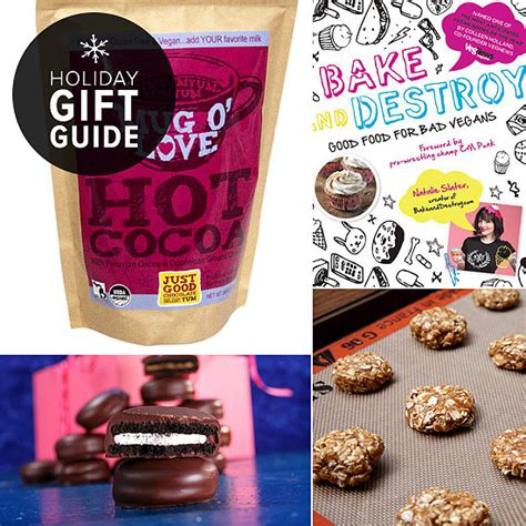 holiday gift ideas for vegans popsugar fitness