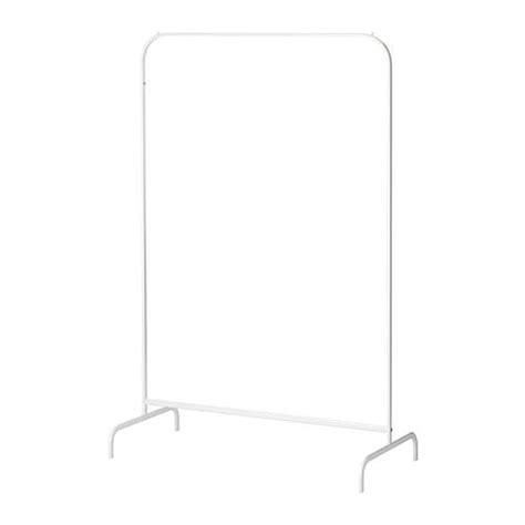 clothes rack ikea new ikea mulig clothes garment coat rack fixture organizer display white metal ebay