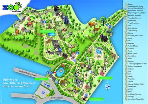 Zoologischer Garten Berlin Plan by Zooplan Zoologischer Garten