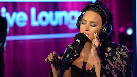 demi lovato cool for the summer bbc radio 1 live lounge 2015 bbc radio 1 clara amfo demi lovato in the live lounge