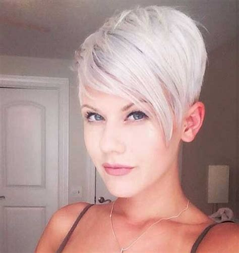 funky asymmetrical haircut style for older women 50 best short haircuts you will want to try in 2018