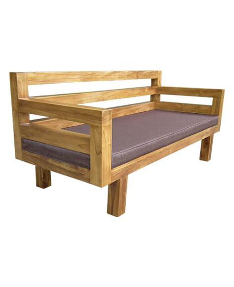 teak furniture singapore brody teak sofa