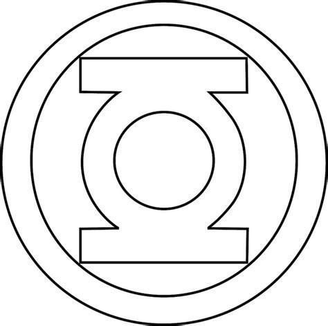 template for lantern go back gt gallery for gt green lantern logo template