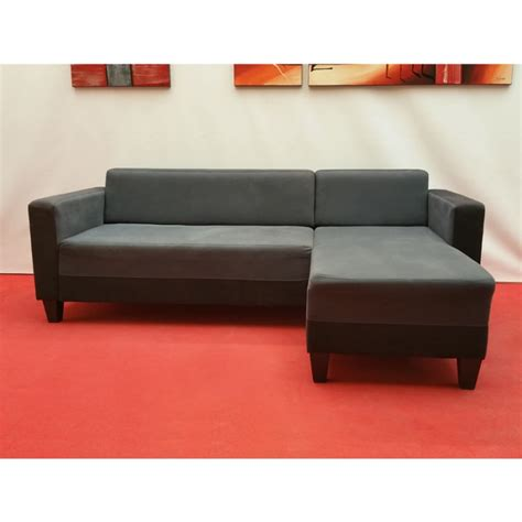 canap 233 angle m 233 ridienne contemporain tissu ang153