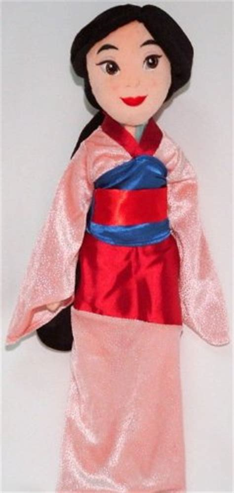 rag doll from mulan gift ideas for families with children from china