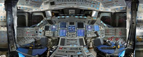 interior layout of space shuttle space shuttle in extreme detail exclusive new pictures
