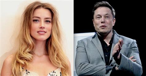 amber heard and elon musk confirm relationship with pda amber heard and elon musk relationship confirmed following