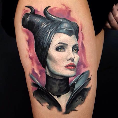 maleficent tattoo maleficent best ideas designs