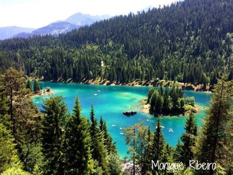 Find Switzerland Caumasee Flims Dorf Switzerland Caumasee Is A Breathtaking Lake