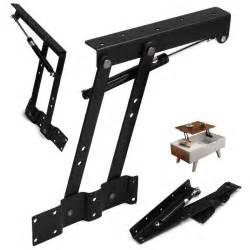 Coffee Table Lift Mechanism 1pair Lift Up Top Coffee Table Lifting Frame Mechanism Hinge Hardware Diy Ebay