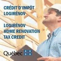 logir 233 nov home renovation tax credit