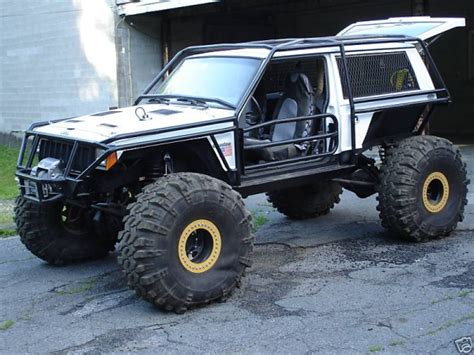 Jeep Exo Cage Girlshopes