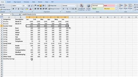 How To Create A Spreadsheet In Excel 2013 Excel Spreadsheet Template How To Create A Personal How To Create A Template In Excel
