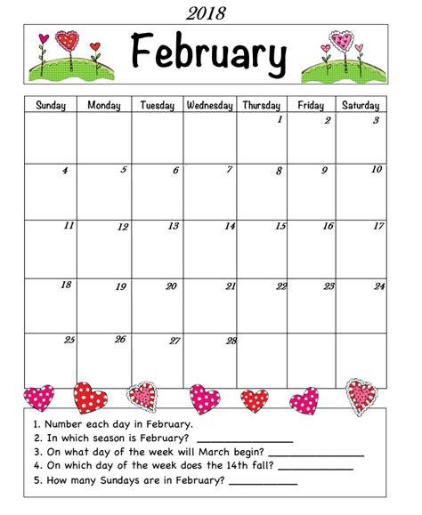 new year 2018 february february 2018 calendar holidays calendar 2018