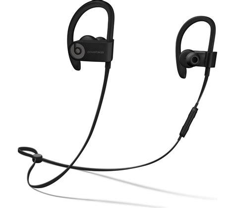 P47 Headphone Wireless Bluetooth Beats 3 beats by dr dre powerbeats3 wireless bluetooth headphones black deals pc world