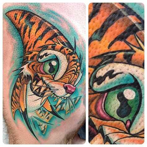 tiger shark tattoo jason stephan archives