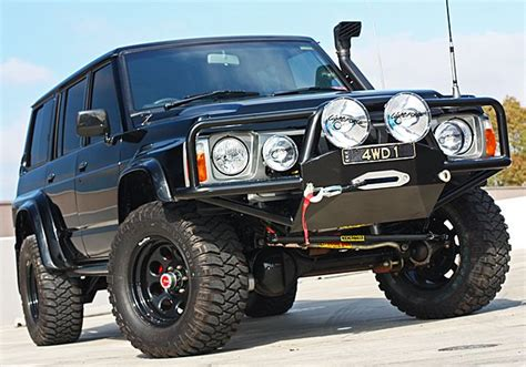 nissan safari lifted 17 best images about nissan patrol y60 on pinterest cars