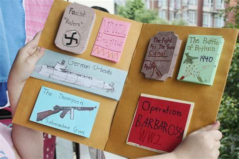 the war s scrapbook a novel in pictures books iman s home school world war ii lapbook