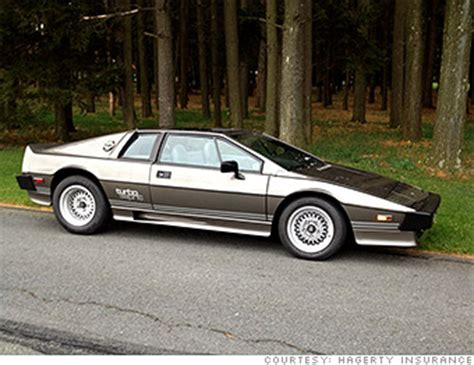1980s lotus 1980 lotus esprit turbo 10 bond cars you can
