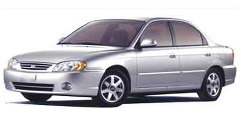 2002 Kia Spectra Mpg 2002 Kia Spectra Wheel And Size Iseecars