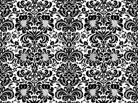 vintage pattern black and white vector black and white floral patterns flower patterns