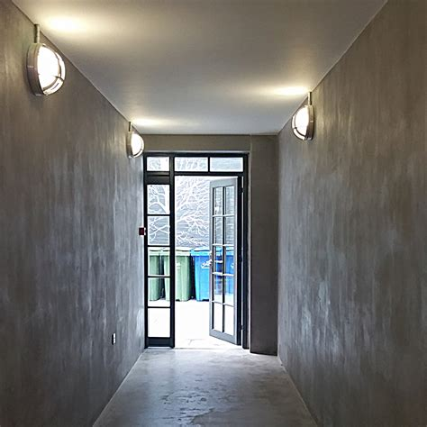 clayworks polished plaster cement concrete walls