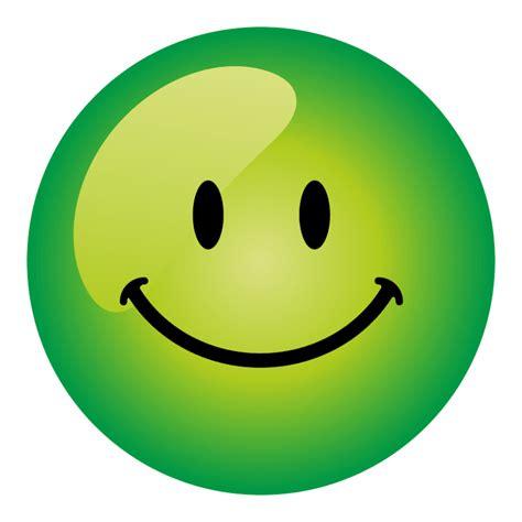 Sticker Smileys by Mini Green Smiley Stickers
