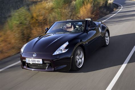 nissan 370z 2010 nissan 370z roadster supercars