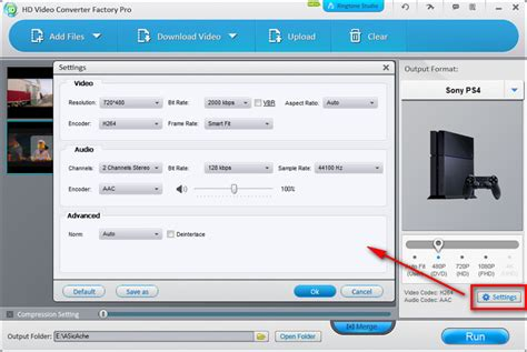 audio format on ps4 resolved ps4 video converter solution on ps4 mp4