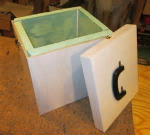 Build A Reloading Bench 7 Small Plywood Insulated Cooler Box Build Youtube