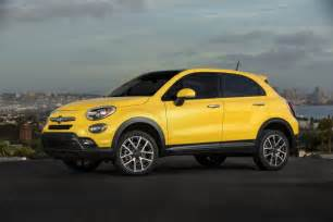 Fiat At 2016 Fiat 500x Starts At 20 900 Pricier Than Jeep