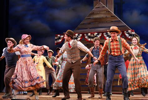 little house on the prairie the musical gypsy of the month dustin sullivan of little house on the prairie the musical