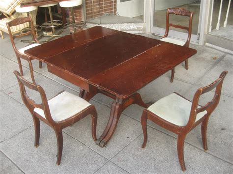 uhuru furniture collectibles sold duncan phyfe dining