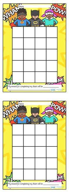 printable avengers reward charts avengers good behavior sticker chart spiderman ironman