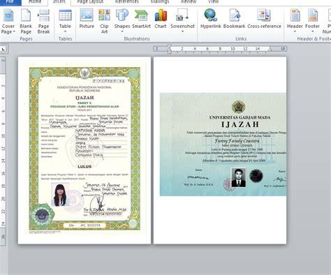 cara membuat satu halaman landscape di word 2010 cara membuat dua jenis kertas portrait dan landscape dalam