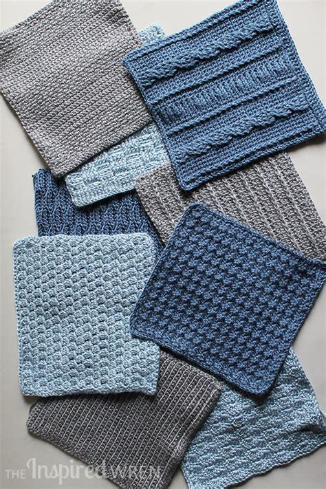 Square Afghan Blanket by The Inspired Wren Square 9 Crochet Along Afghan Sler