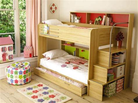 camerette per bambini con letto a letto per ragazzi