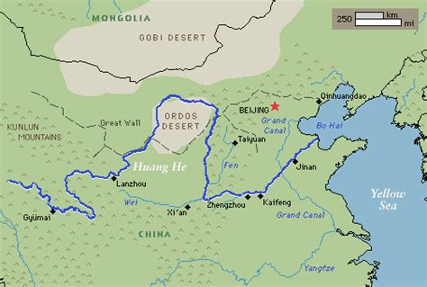 world map rivers huang he ehsworldstudiesjackoboice china huang he river valley