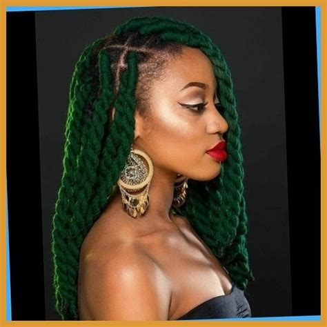 african yarn hairstyles yarn twists african american hairstyles hair is our crown