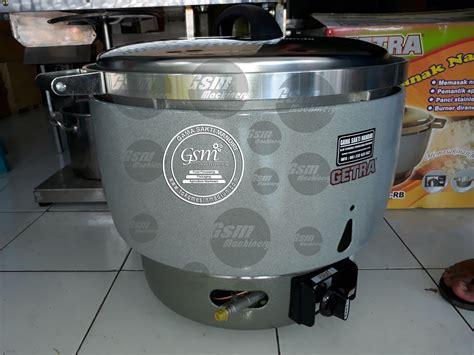 Rice Cooker Getra rice cooker getra mb80 rb toko alat mesin usaha