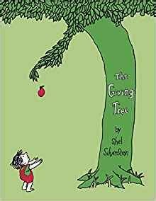 the giving tree shel silverstein 9781846143830 amazon com books