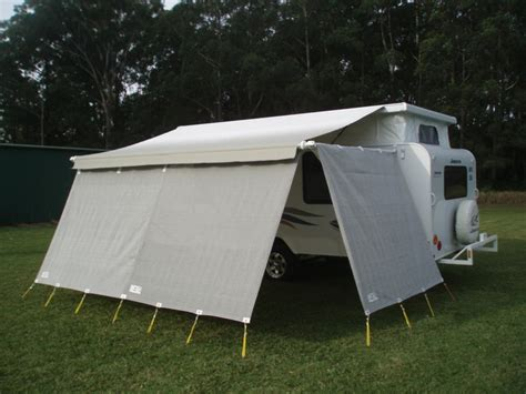 fiamma awning walls making our screens