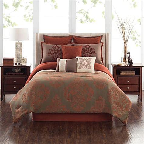 Mira Nda Set miranda 9 comforter set bed bath beyond