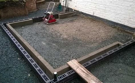 how much does it cost to put concrete in backyard how much does it cost to lay a concrete slab uk