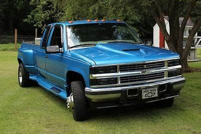 car owners manuals for sale 1997 chevrolet g series 3500 on board diagnostic system 1997 chevrolet c k 3500 cars for sale