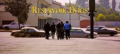 film babble blog revisiting reservoir dogs   big