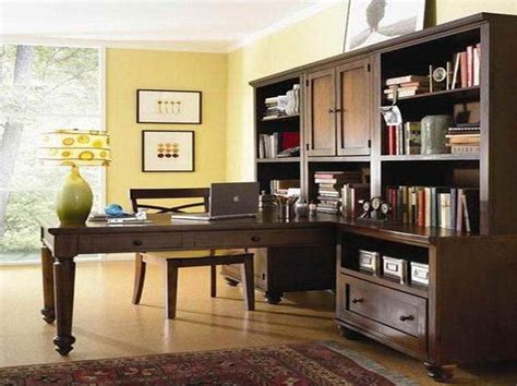 cool interior workspace furniture office home office