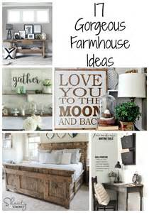 Simple Farmhouse Design 17 Gorgeous Farmhouse Projects Refresh Restyle
